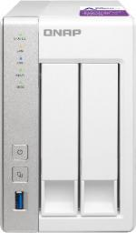 Serwer plików Qnap TS-231P 2-Bay (TS-231P)