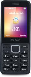 Telefon komórkowy myPhone 6310 Czarny
