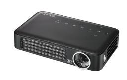 Projektor Vivitek QUMI Q6 DLP WXGA 800 ANSI (813097021816) szary