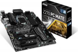 Płyta główna MSI Z270 PC MATE