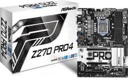 Płyta główna ASRock Z270 Pro4
