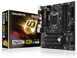 Płyta główna Gigabyte GA-B250M-D3H
