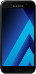 Smartfon Samsung Galaxy A3 16 GB Czarny  (SM-A320FZKNXEO)