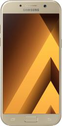 Smartfon Samsung Galaxy A5 2017 32 GB Złoty  (SM-A520FZDAXEO)