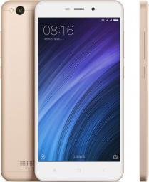 Smartfon Xiaomi Redmi 4A Złoty