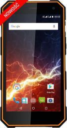 Smartfon myPhone Hammer Energy Czarno-pomarańczowy