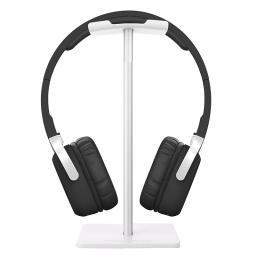 NEW BEE Stojak na słuchawki NewBee Biały