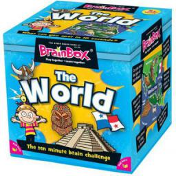 Albi BrainBox The World - 236162