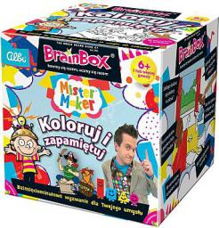 Albi BrainBox - Koloruj i zapamiętuj!