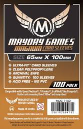 Mayday Koszulki Magnum Copper (65x100mm) 100 - brązowe