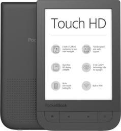 Czytnik PocketBook 631 Touch HD black (PB631-E-WW)