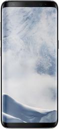 Smartfon Samsung Galaxy S8 Plus 64 GB Srebrny  (SM-G955FZSAXEO)