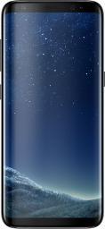 Smartfon Samsung Galaxy S8 Plus 64 GB Czarny  (SM-G955FZKAXEO)