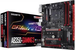 Płyta główna Gigabyte GA-AB350-GAMING 3
