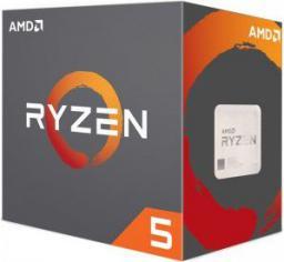 Procesor AMD Ryzen 5 1600X, 3.6GHz, 16MB  (YD160XBCAEWOF)