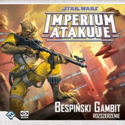 Galakta Star Wars Imperium Atakuje - Bespiński Gambit