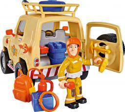 Simba Strażak Sam Jeep ratunkowy