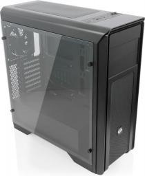 Obudowa SilentiumPC Gladius M35T Pure Black  (SPC170)