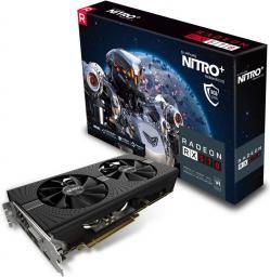 Karta graficzna Sapphire Radeon RX 570 NITRO+, 8GB GDDR5 (256 Bit), DVI-D, 2x DP, 2x HDMI, BOX (11266-09-20G)