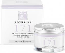 Make Me Bio Receptura 171 Odżywienie dla skóry pozbawionej blasku i zmęczonej 50ml