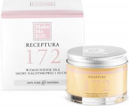 Make Me Bio Receptura 172 Wzmocnienie dla skóry naczynkowej i suchej 50ml