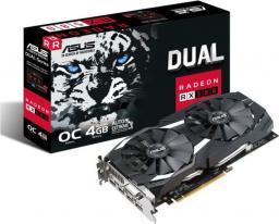 Karta graficzna Asus Dual Radeon RX 580 OC 4GB GDDR5 (DUAL-RX580-O4G)