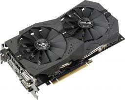 Karta graficzna Asus Radeon RX 570 STRIX, 4GB GDDR5 (256 Bit) HDMI, 2xDVI-D, DP, BOX (ROG-STRIX-RX570-4G-GAMING)