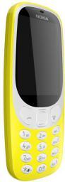 Telefon komórkowy Nokia 3310 Yellow (Dual SIM)