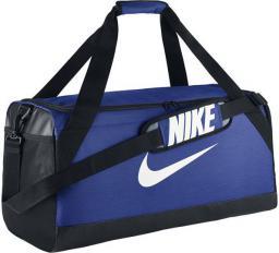 Nike Torba sportowa Brasilia M niebieska (BA5334-480)