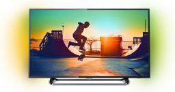 Telewizor Philips Telewizor Philips 55PUS6262/12 4K, QuadCore, HDR, Smart TV, Netflix, AMBILIGHT