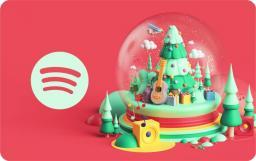 Spotify Premium kod doładowujący 20 zł