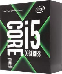 Procesor Intel Core i5-7640X, 4GHz, 6MB, BOX (BX80677I57640X)