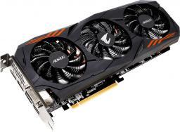 Karta graficzna Gigabyte Aorus GeForce GTX 1060 6GB GDDR5 (GV-N1060AORUS-6GD 2.0)