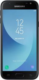 Smartfon Samsung 16 GB Dual SIM Czarny  (SM-J330FZKDXEO)