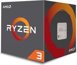 Procesor AMD Ryzen 3 1200, 3.1GHz, 8MB, BOX (YD1200BBAEBOX)