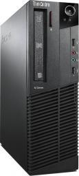 Komputer Lenovo M92p i5-3470 8GB 500GB DVD-RW + W10Pro REF (GW)