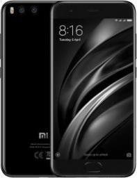 Smartfon Xiaomi Mi 6 64 GB Dual SIM Czarny  (15801)