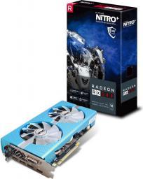 Karta graficzna Sapphire RADEON RX 580 NITRO+ Special Edition, 8GB GDDR5 (256 Bit), DVI-D, 2xHDMI, 2xDP (11265-21-20G)