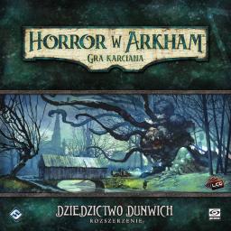 Galakta Horror w Arkham LCG Dziedzictwo Dunwich