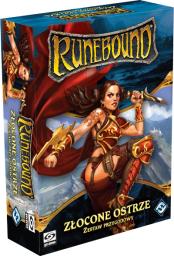 Galakta Runebound (3 edycja): Złocone Ostrze