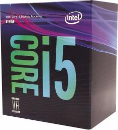 Procesor Intel Core i5-8400, 2.8GHz, 9MB, BOX (BX80684I58400)