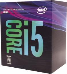 Procesor Intel Core i5-8600K, 3.6GHz, 9 MB, BOX (BX80684I58600K)