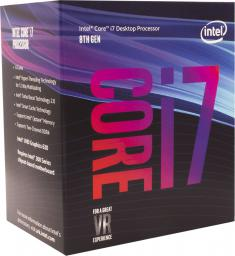 Procesor Intel Core i7-8700, 3.2GHz, 12 MB, BOX (BX80684I78700)