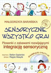 Sensorycznie wszystko gra! 2CD(KPL)