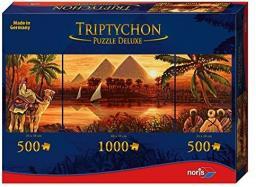 Noris Triptychon puzzle deluxe 1000+500+500 el. (606031000)