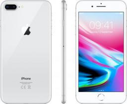 Smartfon Apple iPhone8 Plus 64 GB Srebrny  (MQ8M2PM/A)