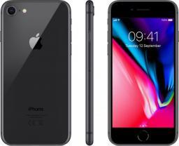 Smartfon Apple iPhone 8 256 GB Szary  (MQ7C2PM/A)