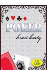 Albi Karty do Pokera czerwone
