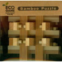 Albi Zestaw łamigłówek bambusowych