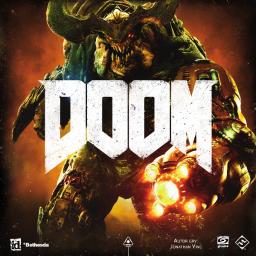 Galakta Gra planszowa Doom